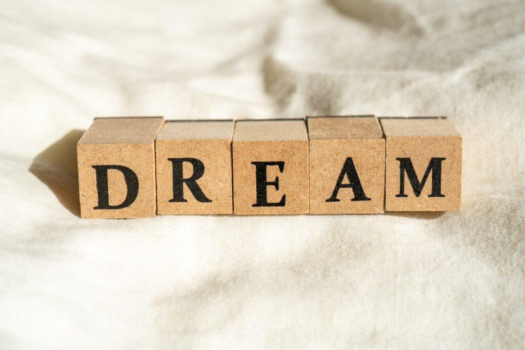 夢を叶える為の片付け